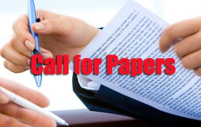 Call for Papers 2018